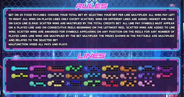 Cyber Race แนวแถวการชนะของเกมส์