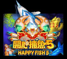 Fish Hunting: Happy Fish 5