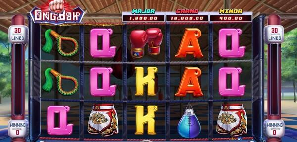 Ong Bak รูปแบบของเกมส์