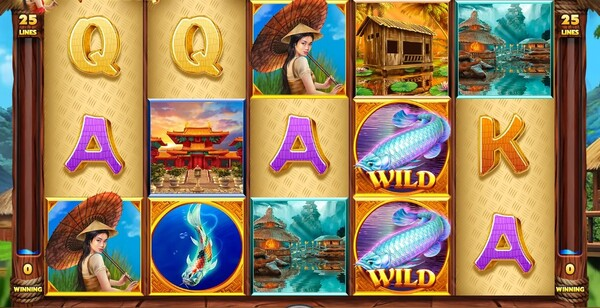 รูปแบบของเกมส์ Yeh Hsien