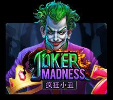 Joker Madness - joker-roma