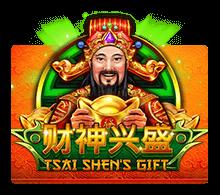 Tsai Shen's Gift - joker-roma