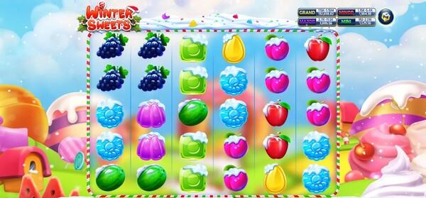 รูปแบบของเกมส์ Winter Sweets