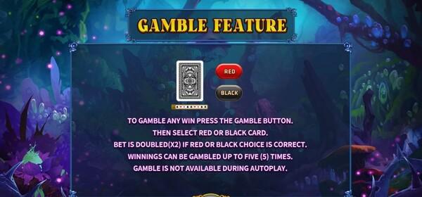 รีวิวเกม GAMBLE FEATURE