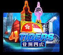 Four Tigers - joker-roma