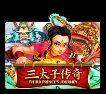 Third Prince's Journey - joker-roma
