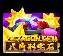 Octagon Gem - joker-roma