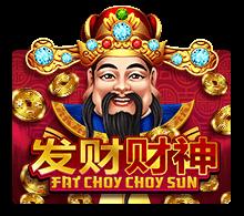 Fat Choy Choy Sun - joker-roma