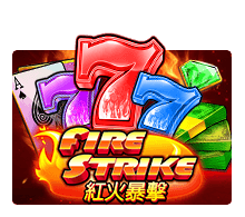 Fire Strike - joker-roma
