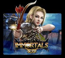 Immortals - joker-roma