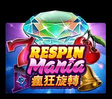 Respin Mania - joker-roma