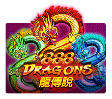 888 Dragons - joker-roma