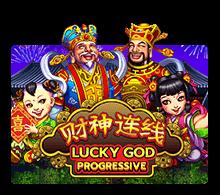Lucky God Progressive - joker-roma